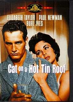 No one could have played the husband of the beautiful Elizabeth Taylor's Cat than the very handsome Paul Newman.