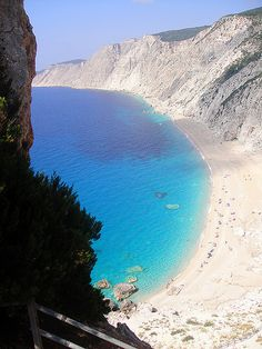 I ♥ Greece - Kefalonia - Platia Ammos beach