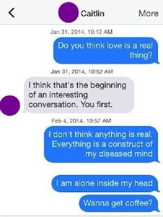 Good first lines for online dating