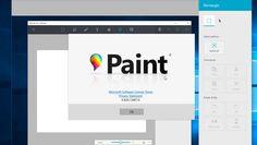 Windows 10: Así será el nuevo Paint permite dibujar en 3D   Para algunos de nosotros crear contenido es una forma de expresar diferentes sensaciones o ideas y hace algunas décadas la única forma digital de hacerlo era con las aplicaciones que traía la computadora preinstaladas de fábrica.  Una de esas aplicaciones era Microsoft Paint una sencilla y muy básica herramienta de dibujo que venía contenida en el sistema operativo Windows 1.0. Este programa dejaba hacer pocas cosas si la…