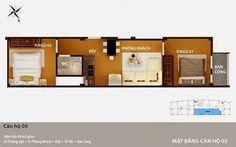 thiết kế mặt bằng chung cư mini tại Đình Thôn Mỹ Đình
