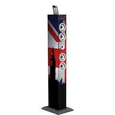 Torre Multimediale plug&play UK BIG BEN. Da Bigben Interactive. Ulteriori informazioni qui: http://www.bigbeninteractive.it/produit/produit/id/5046