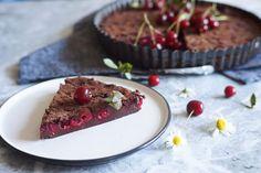 S vášní pro jídlo: Kakaový clafoutis s višněmi Pudding, Pie, Treats, Sweet, Recipes, Food, Cakes, Torte, Sweet Like Candy
