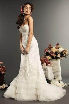 Wedding Dresses Wedding Dresses - Style 2343 [201105442] - $175.47 : catedral