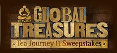 Enter Teavana's Global Treasures Sweepstakes!