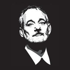 Just ordered this shirt. I'm in love with Bill Murray! haha