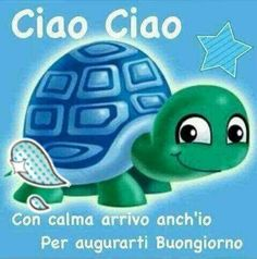Italian Greetings, Italian Phrases, Good Morning Flowers, Day For Night, Yoshi, Fictional Characters, Genere, Video, Facebook