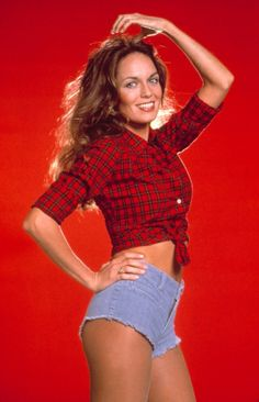 Battle of the Daisy Dukes! On Friday The Dukes of Hazzard alum John Schneider shared that he believes Catherine Bach (L) is 'the real Daisy Duke' over Jessica Simpson (R) because 'she was sexy in a classy way' Original Daisy Duke, Nastassja Kinski, Catherine Bach, Daisy Dukes, New People, Famous People, Film, Night Out, Fashion Beauty