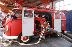 VW fire engine