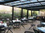 Roll-A-Cover's Retractable Sunroom Design at Argonaut in Washington, D.C.