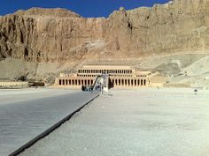 The Temple of Queen Hatshepsut [shared]