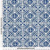 Waverly Sun and Shade Indigo Parterre Home Décor Fabric