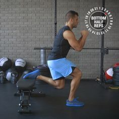 Bodybuilding Use old-school bodybuilding technique—to add incredible size and strength to your legs. - This bodybuilding technique is usually reserved for the biceps. Here's how to apply it to your lower body Leg Workouts For Men, Gym Workouts, Fitness Exercises, Squat Workout, Workout Memes, Workout Plans, Bulgarian Split Squats, Weight Loss For Men, Heath And Fitness