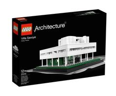 Architizer Blog » The Villa Savoye Announced As Next In LEGO's Architecture Series