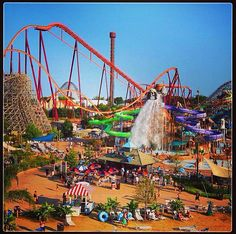 33 best six flags great america images six flags great america rh pinterest com six flags great america bring a friend free days 2019