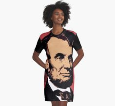 PRESIDENT ABRAHAM LINCOLN by IMPACTEES