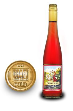 Craft Wine Awards 2014 | Bargetto Winery Chaucers Raspberry Mead