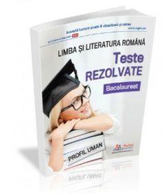 Culegeri cu exercitii rezolvate la limba romana si matematica Literatura