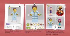 Si chiama Lego Life: i bambini potranno condividere immagini delle proprie creazioni Lego, ma non foto personali. Si può anche chattare, ma con una tastiera customizzata anti-bulli