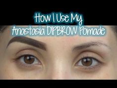 "Anastasia Beverly Hills ""DIPBROW"" Demo - YouTube"