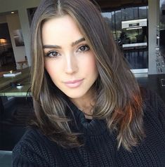 Olivia Culpo short hair love this cut Cabello Olivia Culpo, Olivia Culpo Hair, Hair Styles 2016, Medium Hair Styles, Short Hair Styles, Hair Day, New Hair, Hair Looks, Pretty Hairstyles