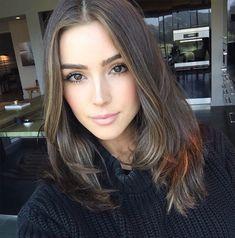Olivia Culpo short hair 2015