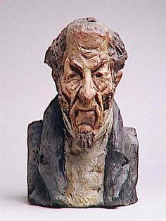 Alfred Pierre Comte de Falloux - Honore Daumier