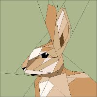 Quilting: Rabbit