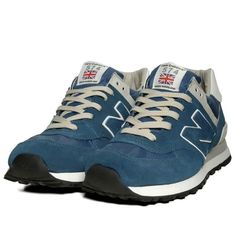 New Balance ML574UBN - Made in England