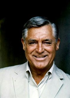 """"""" Cary Grant photographed by Philippe Halsman, """" Old Hollywood Movies, Old Hollywood Stars, Vintage Hollywood, Classic Hollywood, Cary Grant, Classic Movie Stars, Classic Movies, Philippe Halsman, Becoming An American Citizen"""