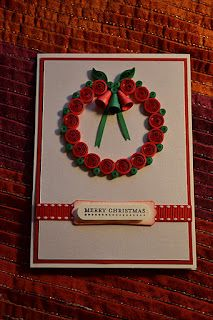 Quilling Ideas: Happy Holidays !! More