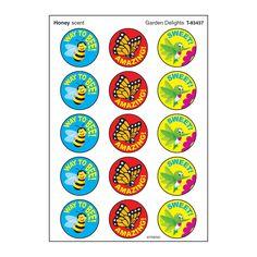 800 Bug Buddies superSpots Reward Stickers for Parent and Teachers