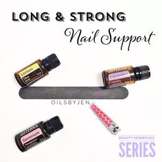 These are some amazing oils for strengthening your nails and promoting growth! It is also a great blend for nursing your cuticles. My favorite way to use them is in a roller bottle to minimize the mess. ••• Add 4 drops of Geranium, Lavender, and Lemon oil to a roller bottle and fill the rest with fractionated coconut oil. Shake well. Roll onto your cuticles and nails once a day! . . . . . #fingernails #nails #strongnails #nailgrowth #prettynails #lemon #lavender #geranium #cuticles #cocon...