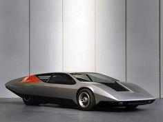 1970 Vauxhall SRV concept