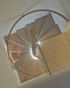 Eldridge London · House in Chelsea Small Staircase, Wood Staircase, Loft Stairs, Spiral Staircase, Staircase Design, Staircases, Stair Design, Interior Fit Out, Interior Exterior