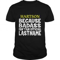 cool I love HARTSON tshirt, hoodie. It's people who annoy me