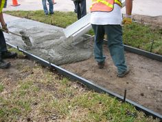 We specialize in Specializing in Curb Work and Concrete Services of all kinds!  Sidewalks and cart paths  Curbing  Dumpster Pads  Extruded curb  Miami Curbs  Sub-Division Curbing Sidewalk Repair, Concrete Curbing, Concrete Contractor, Heavy Machinery, Concrete Projects, Stamped Concrete, Property Management, Planer, How To Remove
