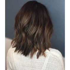 """""""Shattered Lob"""" - LOVE IT. Cut and style by @beautybyjonathan  #hair #hairenvy…"""