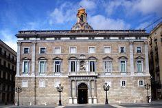 Palacio de la Generalitat de Barcelona