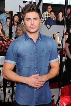 2014 MTV Movie Awards: Zac Efron