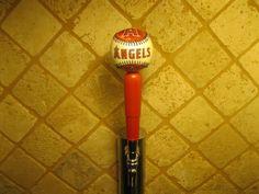 Los Angeles Dodgers Pub Style BEER TAP HANDLE Bar Engraved