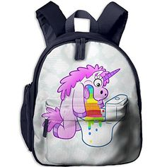 camping theme socks - Toddler Kids Colorful Unicorn Pre School Travel Camping Backpack Navy >>> Details can be found by clicking on the image. (This is an affiliate link) #CampingIdeas