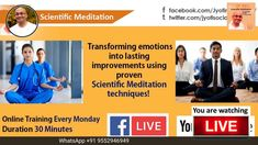 Achieving Goals, Meditation Techniques, Monday Morning, Relax, Mindfulness, This Or That Questions, Website, Live, Board