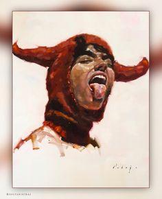 Artist by Zoltan Suhaj . Fine Art, Canvas, Artist, Movie Posters, Movies, Painting, Tela, Film Poster, Films