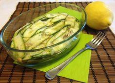Finalmente è arrivata la bella stagione e con lei tante nuove verdure. Oggi vi propongo un contorno veloce e semplice da preparare: le zucchine al limone.