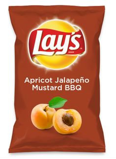 Wouldn't Apricot Jalapeño Mustard BBQ be yummy as a chip? Lay's Do Us A Flavor is back, and the search is on for the yummiest flavor idea. Create a flavor, choose a chip and you could win $1 million! https://www.dousaflavor.com See Rules.