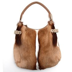Kulu Zolani Springbok Handbag at Maverick Western Wear