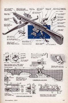 Homestead Survival: How To Build A Crossbow!!!!! Wow...so bad ass!