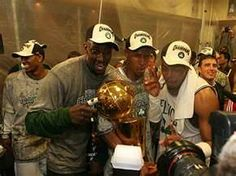 Boston Celtics 2008 Championship - The REAL BIG THREE!