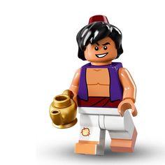 Lego Minifigure Serie Disney, Aladdin